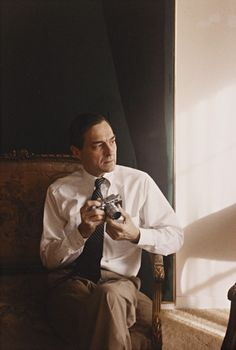 Photographer William Eggleston.