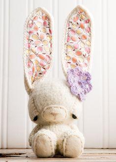 such a cute bunny