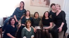 Healing Reading Group, who I met in March 2015 in the village of Healing, North East Lincolnshire. They chose The Visitors as their group read and we spent a lovely evening discussing it.