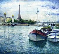 The Art World directory of artists from Australia features Australian artist Enver Larney - Oil paintings by Enver Larney. Oh Paris, Rollin Stones, Australian Artists, Art World, Painting, Painting Art, Paint, Draw, Paintings