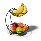 "Found it at Wayfair - Spectrum Diversified Yumi 2-Tier 11.5"" Fruit Server"