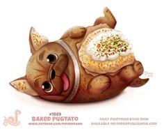 #1889-Baked Pugtato