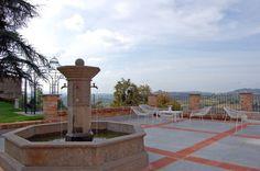 La #fontana che da' il nome alla nostra Villa