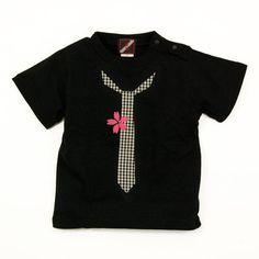 キッズ Tシャツ 和柄 子供服 手書き桜ネクタイ柄半袖Tシャツ:kih0017:工房壱Yahoo!店 - Yahoo!ショッピング - ネットで通販、オンラインショッピング