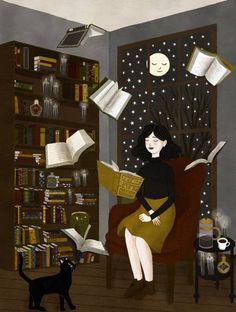 Soloillustratori: Annya Karina Marttinen