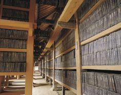 The Tripitaka Koreana, Haeinsa Temple, South Korea (Asia)