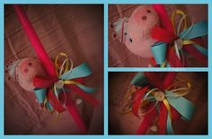 Easter Candle, Lampada, Λαμπάδα, Peppa Pig