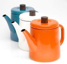 Japanese Enamel Kettle modern coffee makers and tea kettles