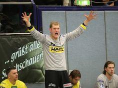 Angst einflößend für den Gegner, unheimlich wichtig für die Mannschaft: HSV-Handball-Keeper Jogi Bitter.