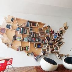 This would be so cool for a homeschooling room!