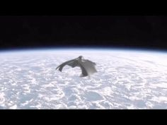 """Clear pictures of the BLACK KNIGHT UFO satellite !!! February 2018 - YouTube what """"If"""" the Black Knight satellite is Noa's dna bank???"""