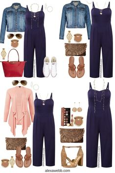 d40d506d1eee5 Plus Size Cruise Collection - Jumpsuit Outfits