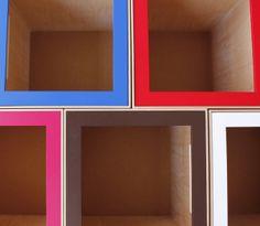 ゴミ箱 木製 frame dust 9L ダストボックス