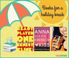 Summer is near. We're collecting #booksforaholidaybreak with #bookbloggers :)