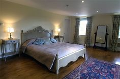 Tythe House Master bedroom