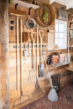 Tasha's Garden Shed + Chicken Coop — Adore Home Magazine