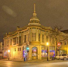 Corner of Main and Clinton Streets Waukesha Wisconsin | Flickr: Intercambio de fotos
