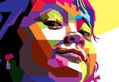 Bagaimana Membuat Gambar Potret Vector Geometris dengan Style WPAP Menggunakan Adobe Illustrator