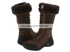 Adirondack Tall Boots 5498 Obsidian