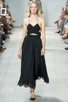 Michael Kors Spring 2015 Ready-to-Wer