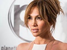 Pony Frisur Jennifer Lopez Moderne Männliche Und Weibliche