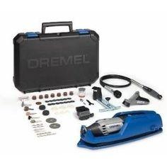 #DEAL #Dremel 4000-4/65 EZ #Multifunktionswerkzeug Jetzt um 20% reduziert --> http://amzn.to/2c37aDP #DIY #uneedit