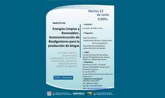 Energías Limpias y Renovables. Autoconstrucción de Biodigestores para la producción de biogas