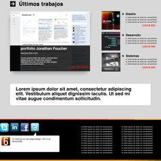 Diseño de pagina web para 6px.  http://www.espinapez.com/diseno-pagina-web-6px-eu/