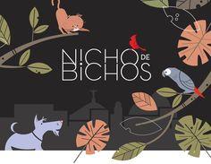 Nicho de Bichos - Pet Store Branding on Behance