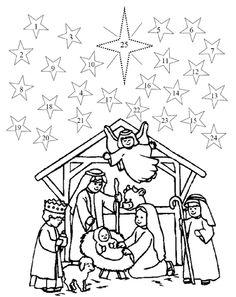 #ClippedOnIssuu from Kerst werkboek met kerstverhaal uit kinderbijbel en diepere betekenis van kerst