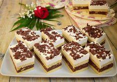 Prăjitura cu foaie sfărâmată sau Prăjitura Katy - Rețete Fel de Fel Gem, Cheesecake, Desserts, Food, Tarts, Meal, Cheesecakes, Deserts, Essen