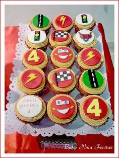 cupcakes cars