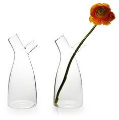 One Kings Lane - Downstairs - S/2 Root Vases