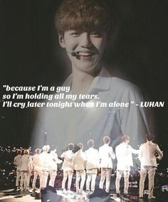 Luhan~ Why did you leave??? (Okay I know why, I'm just still sad about it) <3 | Exo My ultimate bias :(