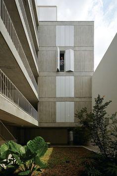 Esteban-Tannenbaum | Edificio de viviendas Sucre 4444 | Buenos Aires, Argentina