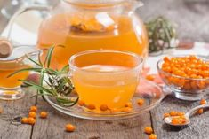 Rakytníkový čaj recept   Eshop Bylinkářství Cooking Recipes, Pudding, Sweet, Desserts, Food, Drinks, Candy, Tailgate Desserts, Drinking