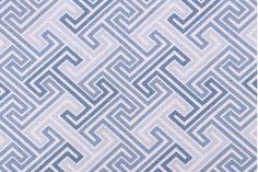 Covington Elton Printed Cotton Drapery Fabric in 51-Denim $19.95 per yard Living Room Drapes, Drapery Fabric, Printed Cotton, Yard, Denim, Abstract, Artwork, Prints, Summary
