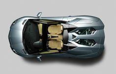 2013 Lamborghini Aventador Roadster – Fubiz™