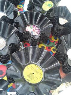 Record bowls from Frankfort Fall Festival