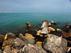 Eforie Sud - Marea Neagra (Black Sea) Black Sea, Childhood, Board, Water, Outdoor, Beautiful, Ideas, Romania, Infancy