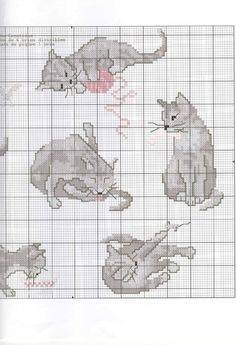 Beaded Cross Stitch, Modern Cross Stitch, Cross Stitch Designs, Cross Stitch Embroidery, Cross Stitch Patterns, Cross Stitch Collection, Cross Stitch Animals, Cross Stitching, Needlepoint