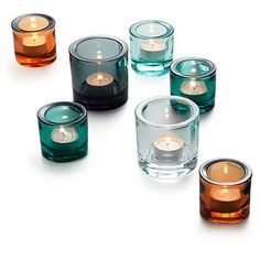 Check out the Kivi Votives - Clear in Candles & Holders, Decorative Accessories from Finnish Design for Votive Candle Holders, Votive Candles, Candleholders, Decorative Accessories, Decorative Items, Scandinavia Design, Be Light, Candels, Retro Home