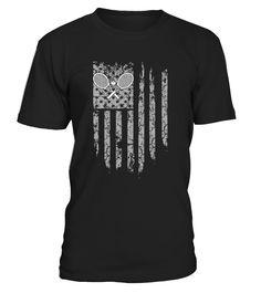 Tennis Flag T-Shirt
