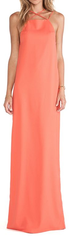 coral maxi dress  http://rstyle.me/n/nv8kapdpe