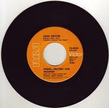 45's. Loved dancing to the record player!