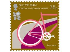 Paul Smith London 2012 Isle of man Stamp Collection