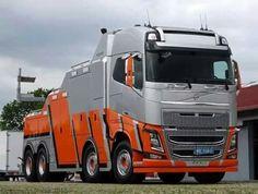 Volvo Truck | dual front steer Train Truck, Road Train, Tow Truck, Cool Trucks, Big Trucks, Towing And Recovery, Future Trucks, Semi Trailer, Custom Big Rigs