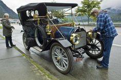 1912 EMF Touring Car