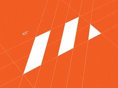 """Nice Tricks & Grids for a """"M"""" #logo"""