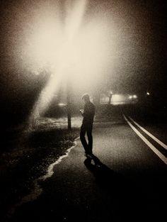 David Webb Filtered light